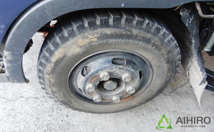 チューブ交換 タイヤ交換 相広タイヤ