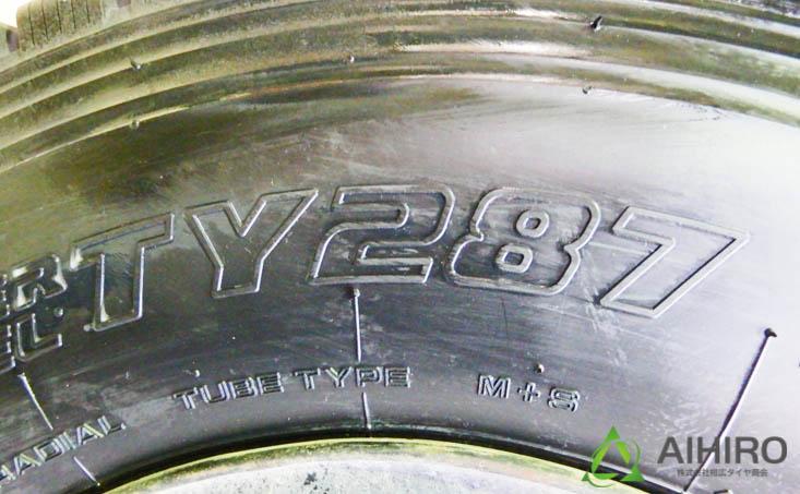 ヨコハマタイヤ TY287 相広タイヤ