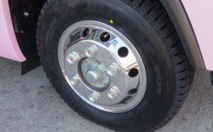 アルミ、スチール、マグネシウム、カーボン、チタン、各ホイールの特徴と、トラックにはアルミホイールがおすすめな理由